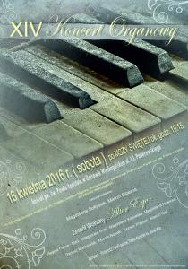 plakat Organowy